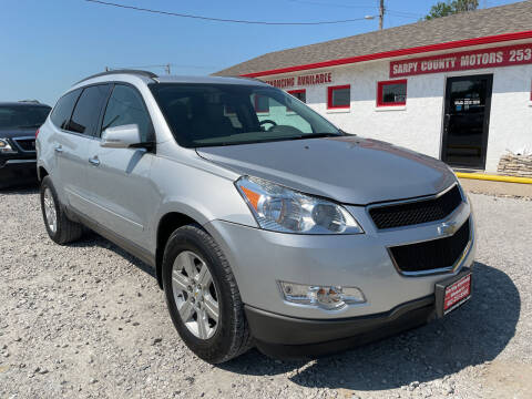 2011 Chevrolet Traverse for sale at Sarpy County Motors in Springfield NE