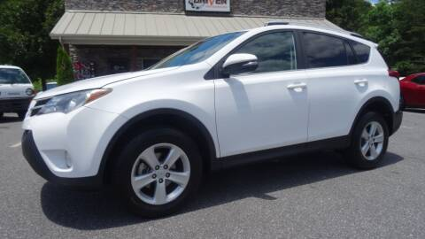 2014 Toyota RAV4 for sale at Driven Pre-Owned in Lenoir NC