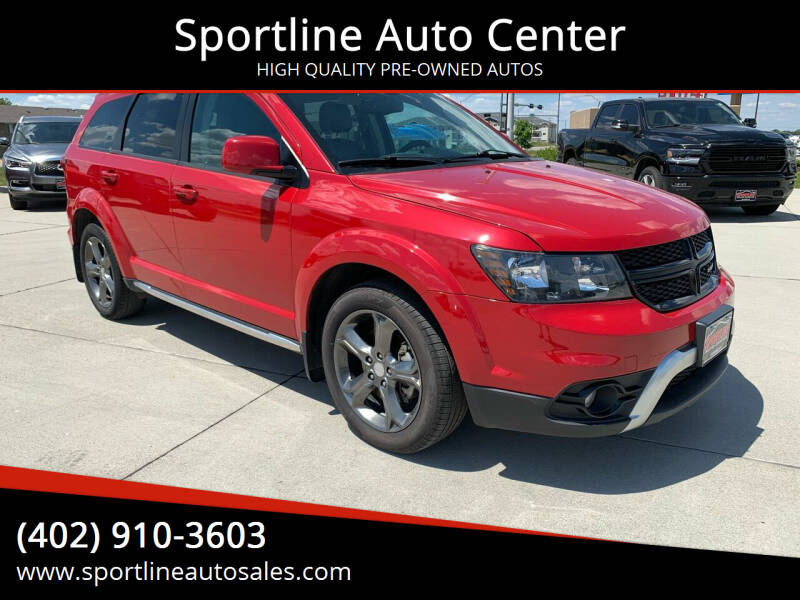 2015 Dodge Journey for sale at Sportline Auto Center in Columbus NE
