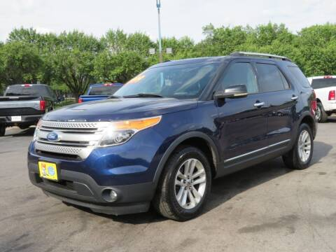 2011 Ford Explorer for sale at Low Cost Cars North in Whitehall OH