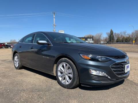 2019 Chevrolet Malibu for sale at Drive Chevrolet Buick Rugby in Rugby ND