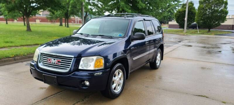 2007 GMC Envoy for sale at World Automotive in Euclid OH
