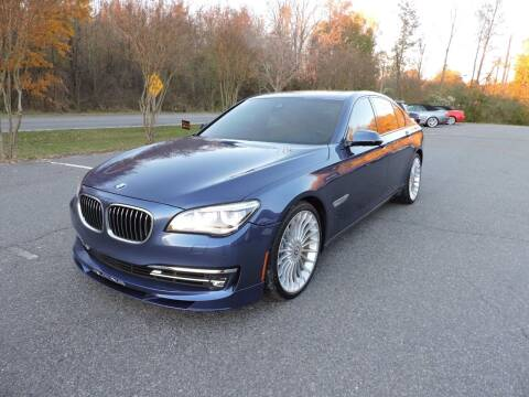 2015 BMW 7 Series for sale at Pristine Auto Sales in Monroe NC