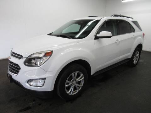 2016 Chevrolet Equinox for sale at Automotive Connection in Fairfield OH