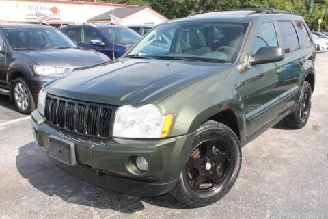 2007 Jeep Grand Cherokee for sale at Mars auto trade llc in Kissimmee FL