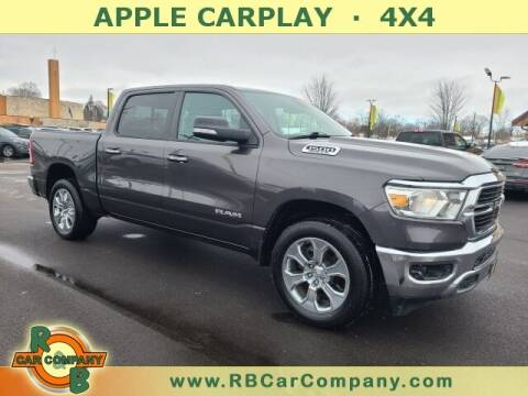 2020 RAM Ram Pickup 1500 for sale at R & B CAR CO - R&B CAR COMPANY in Columbia City IN