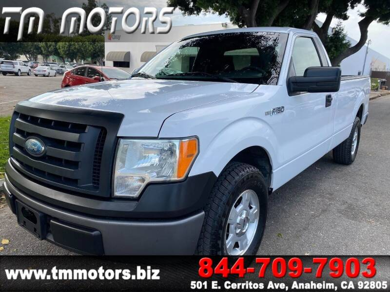 2009 Ford F-150 for sale at TM Motors in Anaheim CA