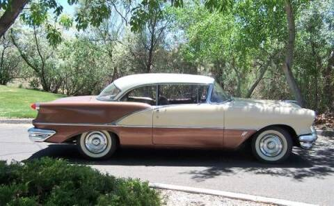 1956 Oldsmobile Super 88 for sale at Classic Car Deals in Cadillac MI