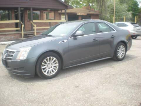 2011 Cadillac CTS for sale at Automotive Center in Detroit MI