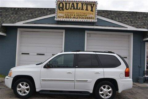 2004 GMC Envoy for sale at Quality Pre-Owned Automotive in Cuba MO