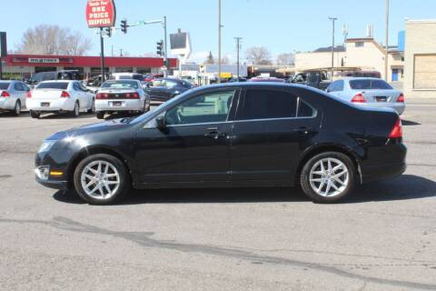 2012 Ford Fusion for sale at Epic Auto in Idaho Falls ID