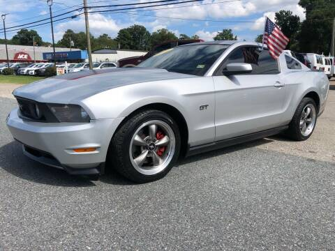 2010 Ford Mustang for sale at Mega Autosports in Chesapeake VA