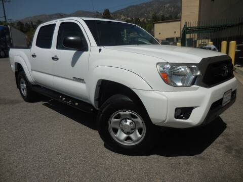2015 Toyota Tacoma for sale at ARAX AUTO SALES in Tujunga CA