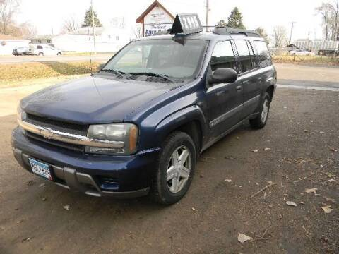 2003 Chevrolet TrailBlazer for sale at Northwest Auto Sales in Farmington MN