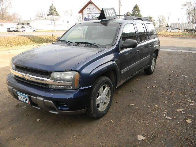 2003 Chevrolet TrailBlazer for sale at Northwest Auto Sales in Farmington MN