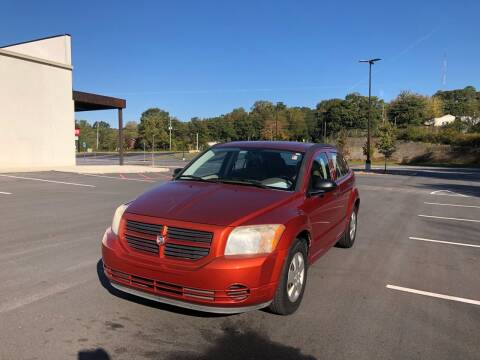 2007 Dodge Caliber for sale at Allrich Auto in Atlanta GA