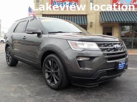 2018 Ford Explorer for sale at Austins At The Lake in Lakeview OH