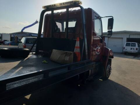 2014 Hino 268A for sale at DFW AUTO FINANCING LLC in Dallas TX