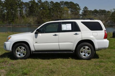 2008 Toyota 4Runner for sale at WOODLAKE MOTORS in Conroe TX