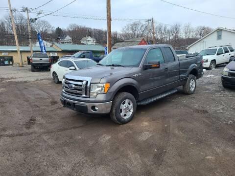 2012 Ford F-150 for sale at Keyser Autoland llc in Scranton PA