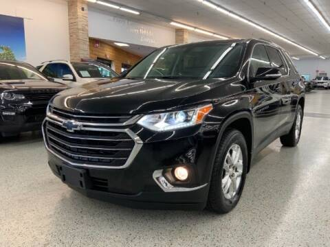 2018 Chevrolet Traverse for sale at Dixie Motors in Fairfield OH
