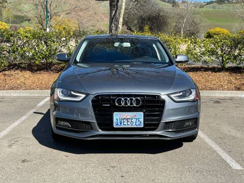 2014 Audi A4 for sale at CARFORNIA SOLUTIONS in Hayward CA