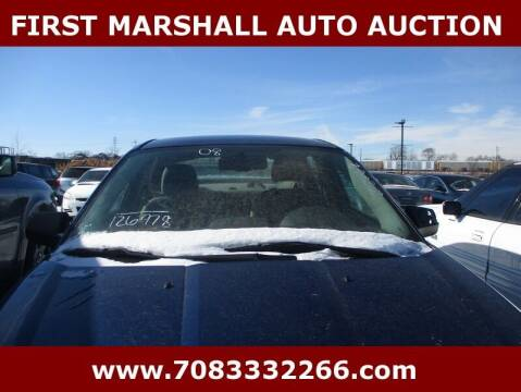 2008 Ford Focus for sale at First Marshall Auto Auction in Harvey IL