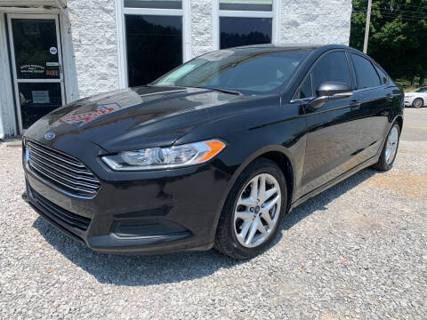 2013 Ford Fusion for sale at Gary Sears Motors in Somerset KY