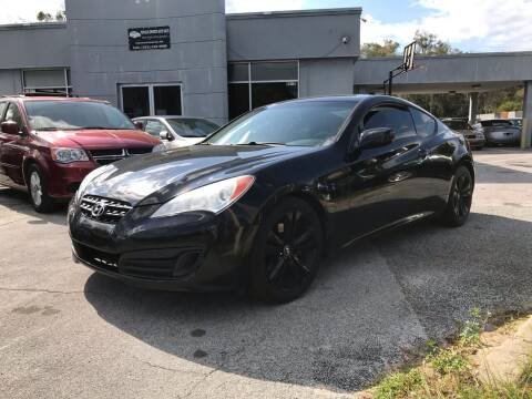 2011 Hyundai Genesis Coupe for sale at Popular Imports Auto Sales in Gainesville FL
