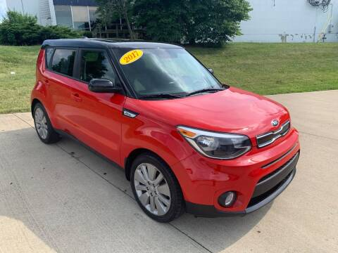 2017 Kia Soul for sale at Best Buy Auto Mart in Lexington KY