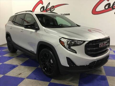 2021 GMC Terrain for sale at Cole Chevy Pre-Owned in Bluefield WV