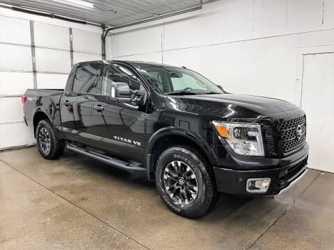 2018 Nissan Titan for sale at PARKWAY AUTO in Hudsonville MI