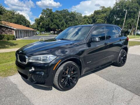 2018 BMW X5 for sale at P J Auto Trading Inc in Orlando FL