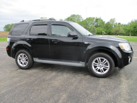 2009 Mercury Mariner for sale at Crossroads Used Cars Inc. in Tremont IL