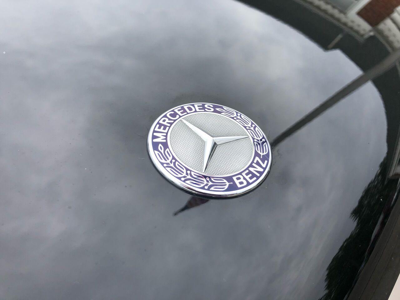 1998 Mercedes-Benz SL-Class Convertible