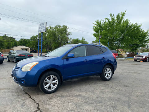 2008 Nissan Rogue for sale at Dave-O Motor Co. in Haltom City TX
