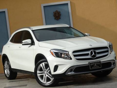2015 Mercedes-Benz GLA for sale at Paradise Motor Sports LLC in Lexington KY