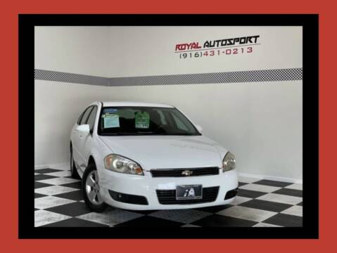 2010 Chevrolet Impala for sale at Royal AutoSport in Sacramento CA