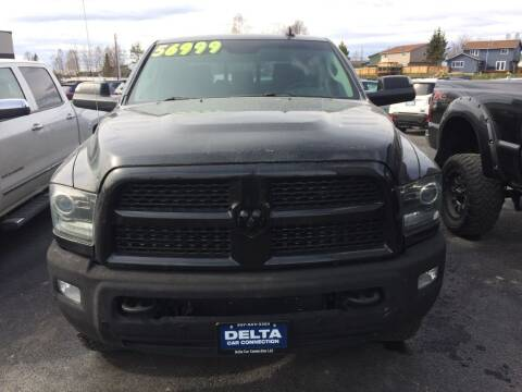 2016 RAM Ram Pickup 2500 for sale at Delta Car Connection LLC in Anchorage AK