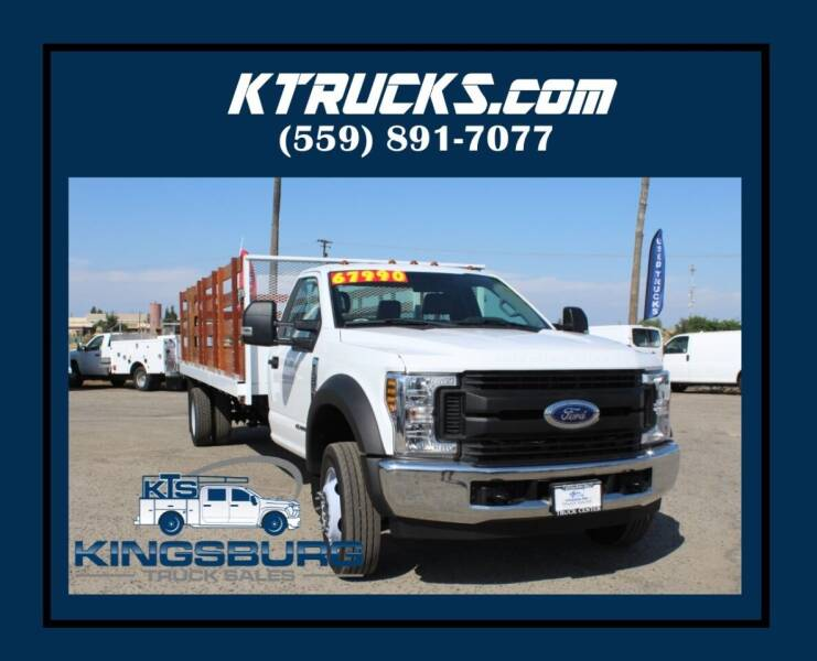 2019 Ford F-550 Super Duty for sale in Kingsburg, CA
