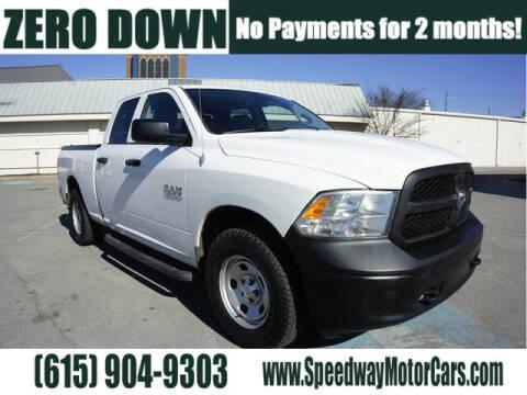 2013 RAM Ram Pickup 1500 for sale at Speedway Motors in Murfreesboro TN
