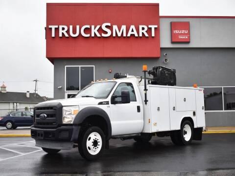 2014 Ford F-450 Super Duty for sale at Trucksmart Isuzu in Morrisville PA
