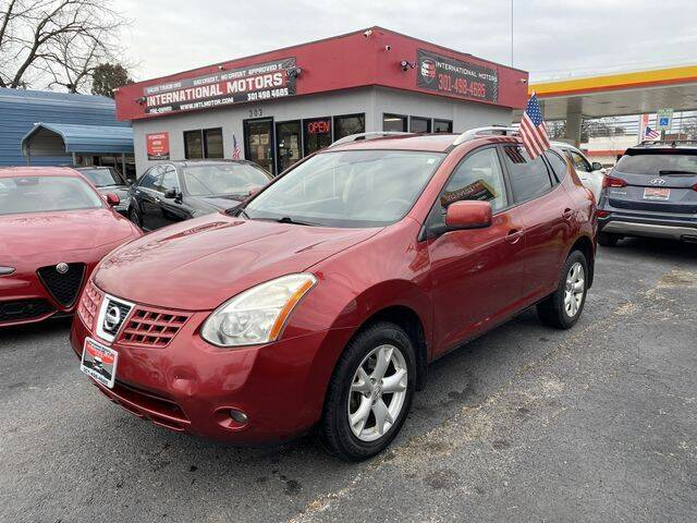 2008 Nissan Rogue for sale at International Motors in Laurel MD