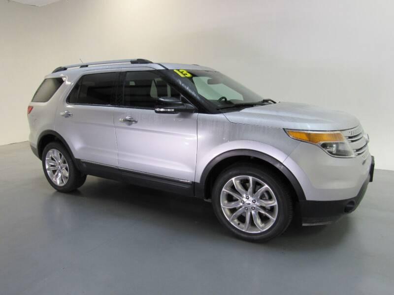 2013 Ford Explorer for sale at Salinausedcars.com in Salina KS