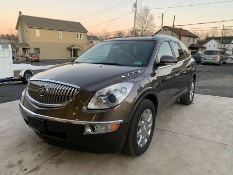 2011 Buick Enclave for sale at VINNY AUTO SALE in Duryea PA