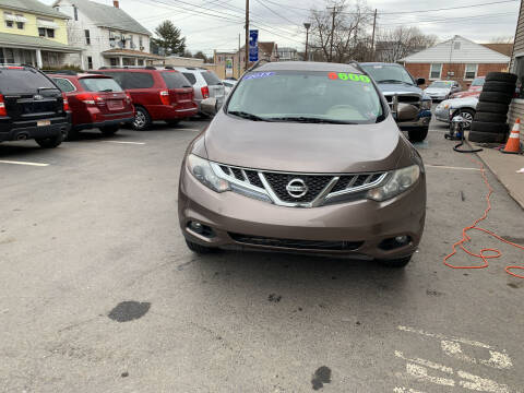 2013 Nissan Murano for sale at Roy's Auto Sales in Harrisburg PA