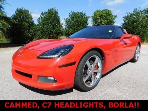 2008 Chevrolet Corvette for sale at Redline Performance group LLC in Douglasville GA