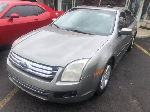 2008 Ford Fusion for sale at Right Place Auto Sales in Indianapolis IN