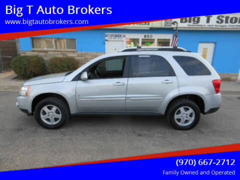2006 Pontiac Torrent for sale at Big T Auto Brokers in Loveland CO
