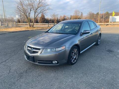 2008 Acura TL for sale at Mid Atlantic Truck Center in Alexandria VA